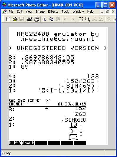 82240B Printer Emulation for Windows, Linux, and Possibly Mac